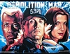 ColorDMD for a Demolition Man Pinball