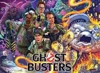 ColorDMD for Ghostbusters