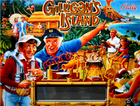 ColorDMD for a Gilligans Island