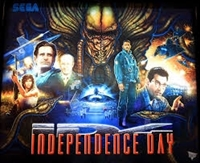 ColorDMD - Independence Day