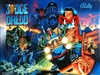 ColorDMD for Judge Dredd Pinball Machine