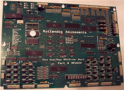 Williams MPU Board For System 11C Machines