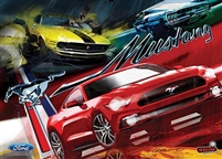 ColorDMD for Mustang