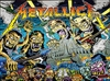 ColorDMD for a Stern Metallica Pinball