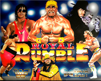 ColorDMD for a Royal Rumble