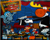 ColorDMD for Rocky & Bullwinkle Pinball