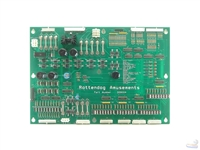 Stern/Sega Whitestar Power Driver Board
