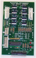 Bally/Williams AUX 8 Driver Board