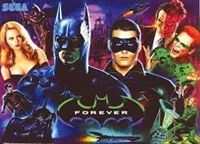 X-LED ColorDMD 192 x 64 Display for Batman Forever