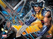 ColorDMD the X-Men Pinball