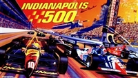ColorDMD for an Indy 500