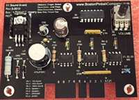 Gottlieb system 1 sound board