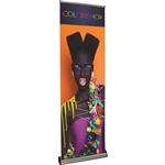 Barracuda 600 Retractable Banner Stand [Complete]