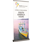 Barracuda 920 Retractable Banner Stand [Complete]