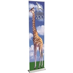 Blade Lite 400 Retractable Banner Stand [Complete]