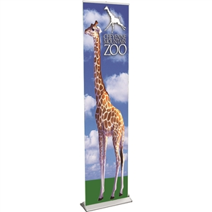Blade Lite 400 Retractable Banner Stand [Graphics Only]