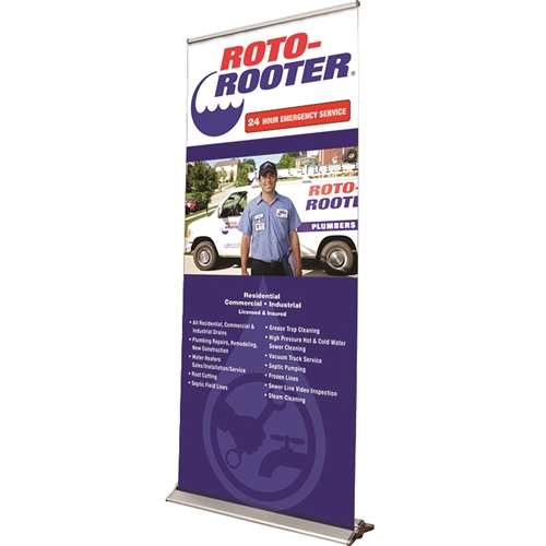 Blade Lite 850 Retractable Banner Stand [Complete]