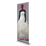 Blade Lite 920 Retractable Banner Stand [Complete]