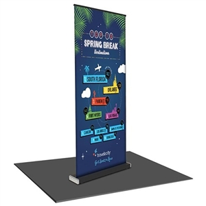 Blok Retractable Banner Stand [Graphics Only]