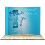 OneFabric 10 ft (4x3) Curved Pop Up Display [Complete]