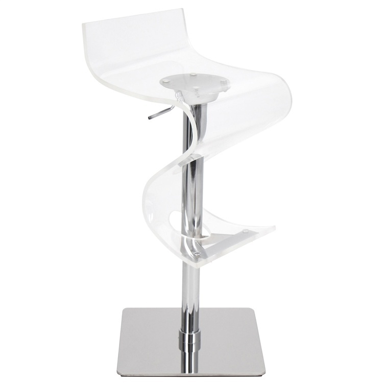 Viva Acrylic Bar Stool
