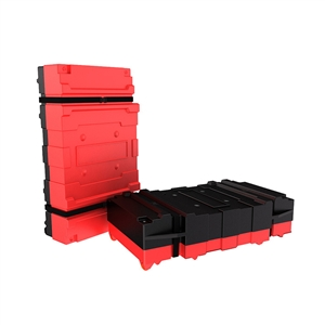 CA2500 Shipping case for Satellite Displays