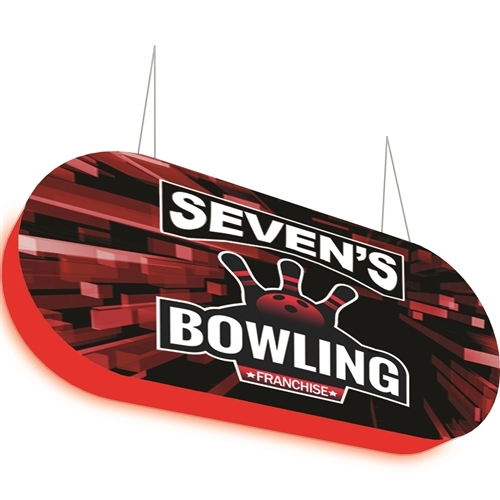 18 x 8 Formulate Master 3D Hanging Structures Illuminated Capsule [Graphics only]