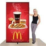 Contender Monster Retractable Banner Stand [Graphics Only]