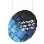 16 FT Formulate Master 2D Hanging Structures Disc Vertical [Graphics Only]