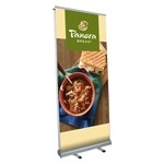 Dragon Fly Double-Sided Retractable Banner Stand [Complete]