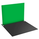 Green Screen Video Backdrop - 10 FT w x 8 FT h