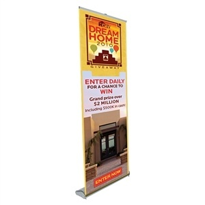 Freedom 800 Retractable Banner Stand [Graphics Only]