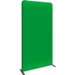 Video Conference Green Screen Backdrop - 4'w x 8'h