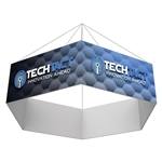 10 x 6 Formulate Master 3D Hanging Structures Hexagon [Graphics only]