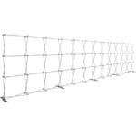 Hopup Straight 30 FT 12x3 [Hardware Only]