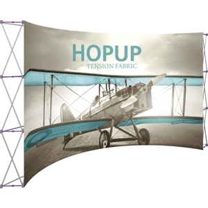 Hopup Curved 15 FT 6x3  [Graphic Only]