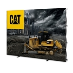HopUp 10 ft (4x3) Straight Tension Fabric Display [Complete]