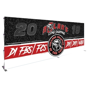 Hopup Straight 20 FT 8x3 with Front Graphic [Complete]