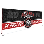 Hopup Straight 20 FT 8x3 with Full Fitted Graphic [Complete]