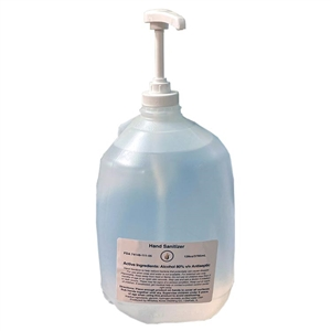 Hand Sanitizer Liquid - 1 Gallon
