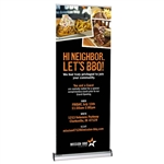 Imagine 850 Retractable Banner Stand [Complete]