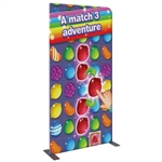 Modulate Frame Banner 08 (4FT x 8FT) [Replacement Graphics]