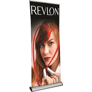 Merlin Retractable Banner Stand [Graphics Only]