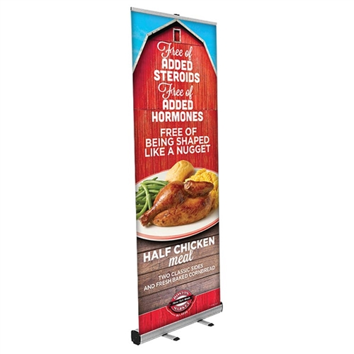 Mosquito 800 Retractable Banner Stand [Complete]