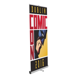 Mosquito Lite Retractable Banner Stand [Graphics Only]