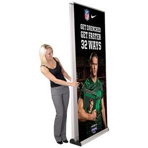 Orient 800 Double Retractable Banner Stand [Complete]