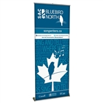 Orient 800 Retractable Banner Stand [Graphics Only]