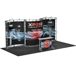 Apex 10X20 Orbital Express Truss Exhibit Kit