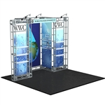 Eros 10X10 Orbital Express Truss Exhibit Kit [Graphics only]