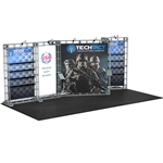 Felix 10X20 Orbital Express Truss Exhibit Kit [Graphics only]